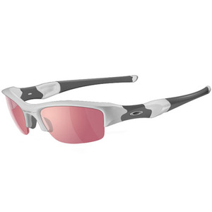 Oakley FLAK JACKET Polished White G30 OCP CFWG1